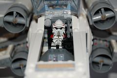 Stormtrooper red5 (Prime_Shot) Tags: fun starwars nikon lego stormtrooper d40