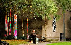 Bishop Lucey Park (dorameulman) Tags: park trees ireland color landscape candid cork streetphotography streetscene streetscape streetshot bishopluceypark dorameulman vision:text=0605 vision:outdoor=093