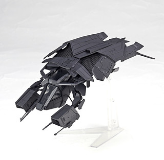 海洋堂 特攝REVOLTECH The Dark Knight Rises – The Bat