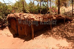 10071761 (wolfgangkaehler) Tags: africa people tanzania person african traditional hut eastafrica eastafrican tanzanian karatu traditionalhouse tanzaniaafrica traditionalhome mudbrickbuilding mudbrickarchitecture earthroof {vision}:{outdoor}=0904 iraqwvillage