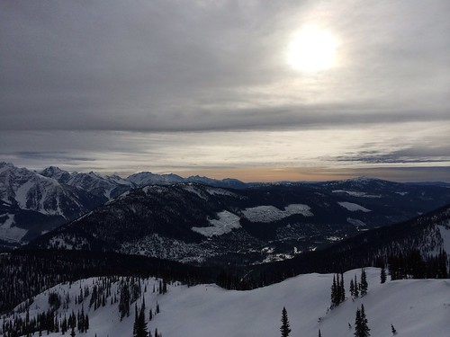 Monashee Mountains