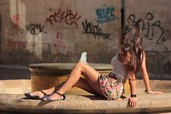 Antonella Tomaselli (marcelmello) Tags: espaa spain murcia antonella italiana 550d marcelmello