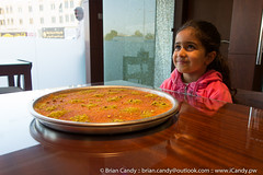 The First Batch of Kunafa (www.iCandy.pw) Tags: sweets openning doha qatar kunafa hend gharafa alaker