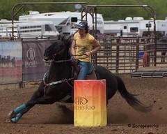 Wickenburg Barrel Race (Garagewerks) Tags: arizona horse woman sport female race cowboy all sony country barrel arena rodeo cowgirl athlete equine wickenburg 50500mm views50 views100 f4563 slta77v