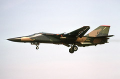 67-0120 / UH (Paul Thallon - Aviation Photos) Tags: usaf lakenheath generaldynamics f111f egul 670120