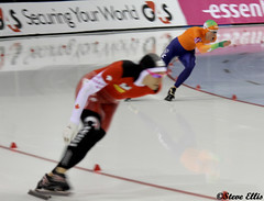 World Cup Kearns Ice Oval Canada vs Netherlands  2-19-2011 (steveellis12) Tags: wordcup