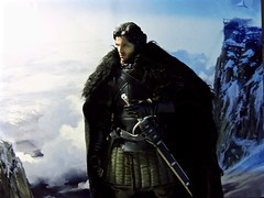 John Snow - The Wall (1/6th shooter) Tags: threezero gameofthrones johnsnow georgerrmartin hbo actionfigures sideshowcollectables onesixth sideshow fantasy theknightwatch