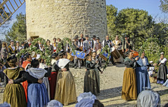 _DSC5042 (chris30300) Tags: fontvieille provencealpescôtedazur france arlesienne festo di moulin