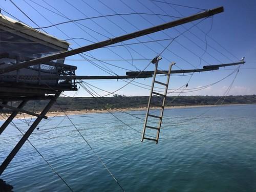 #scala #trabocco #sea