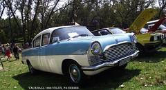 Vauxhall 1959 Velox, PA-Series.   ap2 (Basic Transporter) Tags: classic car show delta park johannesburg angelas picnic old vauxhall velox pa