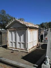 New Orleans: Lafayette Cemetery (shermaniac) Tags: cemeteries neworleansla louisiana