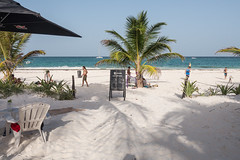 Tulum Main beach