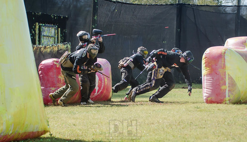 Paintball Phenomenon ATL 102