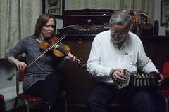 Roger Digby & Liz Giddings (2017) 01 (KM's Live Music shots) Tags: folkmusic greatbritain englishfolk englishcountrydance rogerdigbylizgiddings rogerdigby lizgiddings jeffriesconcertina angloconcertina concertina fiddle violin musicaltraditionsclub kingqueen