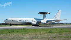 LX-N90444 Boeing E-3B Sentry (P.J.V Martins Photography) Tags: lxn90444 boeing e3b sentry military awacs aircraft airplane aeroplane flying flight portugal combat warbird warplane