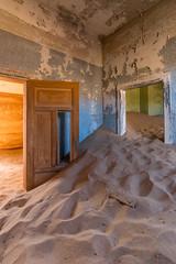 IMG_2129 (maro310) Tags: 70d africa canon kolmaskop namibia abandoned building city diamondmine door indoor interior landscape nature offbeatentrack room sand urban winter colour 365project kolmanskop karas 250v10f 500v20f