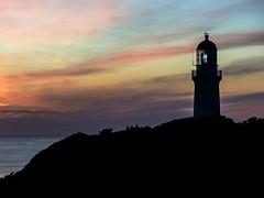 Easter Sunday Sunset at Cape Schanck Lighthouse (Craig Siczak) Tags: capeschanck morningtonpeninsula leica leicavlux4 victoria australia australian coastline victoriancoastline lighthouse sunset ocean capeschancklighthouse bassstrait