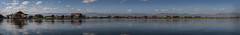 Inle Lake Panorama 02 (::darren::) Tags: myanmar south east asia outdoor landscape skyline sun silhouette panorama clouds ancient world heritage site sky reflection lake river water farm farmig gardens inle biosphere reserves nyaungshwe township taunggyi district shan state bamboo