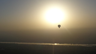 Luxor Sunrise