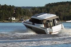 jeanneau nc 9 exterior (Soundings Magazine) Tags: boats pocketcruisers cruisers yachts