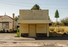 State Highway 27 (smellerbee) Tags: abandoned old shop smalltown newzealand nz desolate rundown roadtrip front travel pentax pentaxkr colour color digital dslr