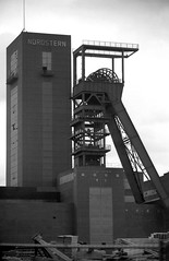 Nordstern (hilgers76) Tags: nordstern bergwerknordstern zechenordstern bergwerknordsternzollverein rag ruhrkohleag schachtanlage steinkohlenbergwerk steinkohlenbergbau ruhrgebiet ruhrrevier ruhrarea ruhrpott kohlenpott bergwerk bergbau zeche pütt fördergerüst förderturm mine mining coal coalmine coalmining shaft pit pithead colliery collieries headframe headgear mineheads shaftmine shaftmining mineshaft mineshaftheadgear charbon charbonnage minesdecharbon puitsdemines chevalement chevalementdemine chevalementminedecharbon chevalementpuitsdemine miningheritage miningengineering industrialheritage industrialhistory blackandwhite bw blackwhite fosse kopalnia szyb pozo industry industrie industria industrialdecay postindustrial endofindustry abandoned urbex old history nordsternpark gelsenkirchen bfv1 buga