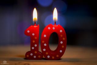 Happy 10 years - MM