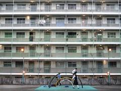 Revisiting Nam Shan Estate 再訪 南山邨 (wilwilwilsonsonson) Tags: hongkong 香港 南山邨 namshanestate publichousing publichousingestate 公屋 公共屋邨 公共房屋 公共屋村 集體回憶 collectivememory neighbourhood 學生 小學生 pupil student 小學雞 遊樂場 playground