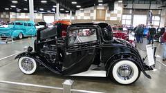 1932 Ford (bballchico) Tags: 1932 ford 3window coupe hotrod bretsukert northwestrodarama 2017nwrodarama carshow pinstripe originalbodyfromdickpage2009