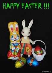 2017easter3 (Idemo's photos) Tags: easter dz dollzone kane rabbit bjd doll egg