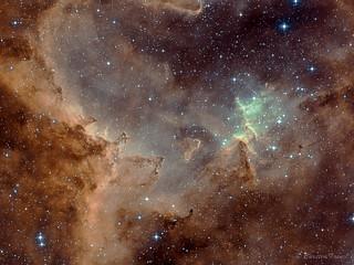 Star Cluster Melotte 15