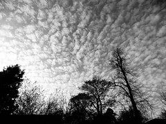 STRANGE B&W CLOUDS OVER GILFORD CO DOWN NORTHERN IRELAND (Monkiiiey Henry Clark) Tags: strange bw clouds over gilford co down northern ireland