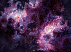 NTM 007 (Salmonick Atelier) Tags: teun teunvanderzalm nebula atelier physics universe outerspace supernova hubble purple digital digitalart observableuniverse noisefields particles art astrophysics astronomie astronomical salmonick zalm stars stargazing space spaceart star galaxy galaxies nebulas nebulae