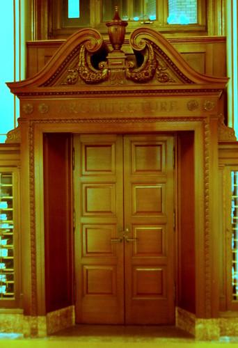 Architecture Door