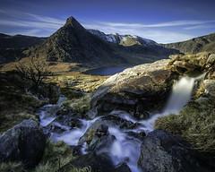 The way to Tryfan (markrd5) Tags: wales snowdonia ogwen tryfan waterfall waterstreamrocks long exposure leefilters landscape glyderau nikon1024mm breathtakinglandscapes