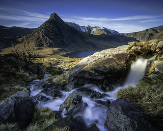 The way to Tryfan