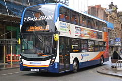 Stagecoach Merseyside & South Lancashire 10826 SM66VBO (Will Swain) Tags: liverpool 12th march 2017 bus buses transport travel uk britain vehicle vehicles county country england english city centre north west merseyside mersey stagecoach south lancashire 10826 sm66vbo