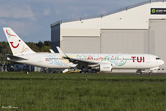 TUI Airlines Netherlands (Privatair) 767-300ER HB-JJF (birrlad) Tags: shannon snn international airport ireland aircraft aviation airplane airplanes airline airliner airways airlines boeing parked atlantic maintenance hangar checks delivery lease tui netherlands privatair hbjjf b767 b763 767 767300er 767316er