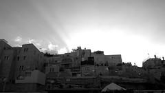 blacs and wites (rabiarebs) Tags: israel haifa tel aviv jaffa yafo akko western wall russian sky landscape city florentine black white