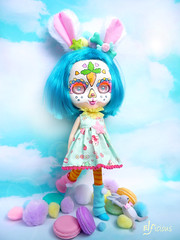 Bunny Calavera is up for sale