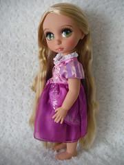 Rapunzel Aninator collection doll repaint (MINAcocodolls) Tags: rapunzel disney disneyprincess doll ooak repaint