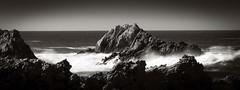 Bird Rock at Point Lobos (Charlie Day DaytimeStudios) Tags: californiasateparks carmelca coastline landscape montereyca ocean on pacificcoast pointlobos rocks seascape sky water
