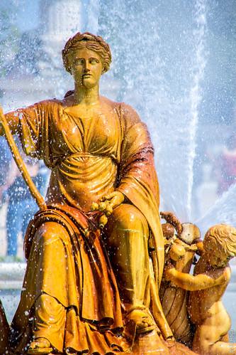 Wet Lady (Aranjuez, Spain)