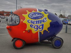 Happy Easter!!!! (Angela Farrington) Tags: easter cadbury bournville birmingham creme egg cadburycremeegg hss