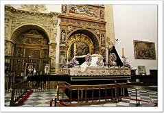 Catedral de la Natividad de Nuestra Señora- Baeza (Lourdes S.C.) Tags: catedrales catedraldebaeza provinciadejaén baeza pasosprocesionales pasosdesemanasanta