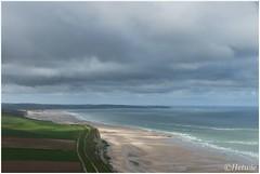 blik over het strand (HP025854) (Hetwie) Tags: capblancnez coast frankrijk capgrisnez france cotedopale kust zee strand opaalkust sea hetkanaal cap sangatte hautsdefrance fr