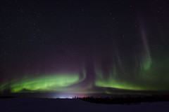 March aurora (She Likes Odd) Tags: aurora auroraborealis astrophotography northernlights nightsky nightphotography northernmanitoba thompson manitoba tokina1116mm canonphotography canon60d canoneos60d