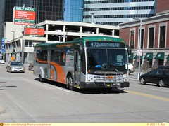 MVTA 4505 (TheTransitCamera) Tags: minnesotavalleytransitauthority mvta south metro publictransit transit transportation transport travel city bus service minneapolis downtown gillig corporation mvta4505 minnesota usa route472