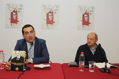 Juan Agustín Blasco i Miguel García Baró 30/04/2017