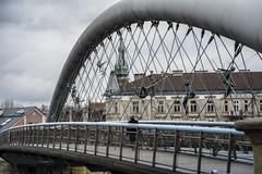 On my way (mcbiofa) Tags: bridge ponte cracow krakow cracovia polonia poland